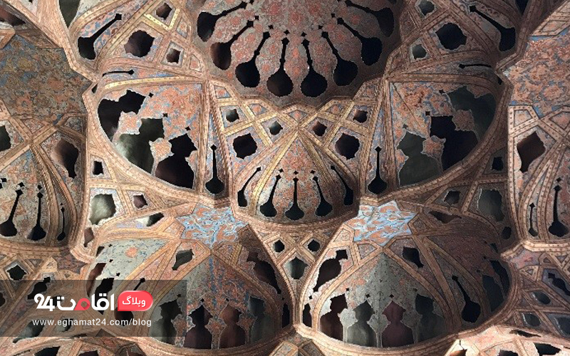 دیدنی های اصفهان - عالیقاپو
