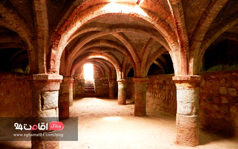 قلعه پرتغالیها - هرمز