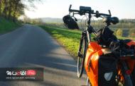 سفر با دوچرخه ، نکات ایمنی برای راحتی و سلامت شما در سفر با دوچرخه!