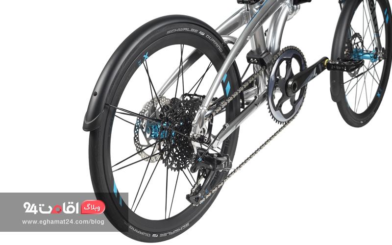 گلگیر دوچرخه - ایمنی سفر با دوچرخه