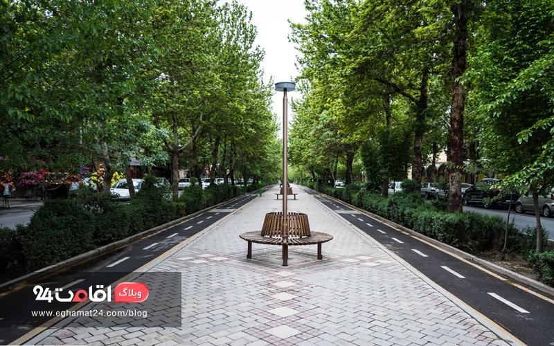 خیابان چارباغ اصفهان