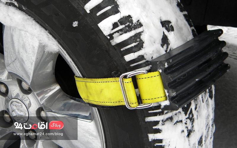 امنیت در سفر زمستانی