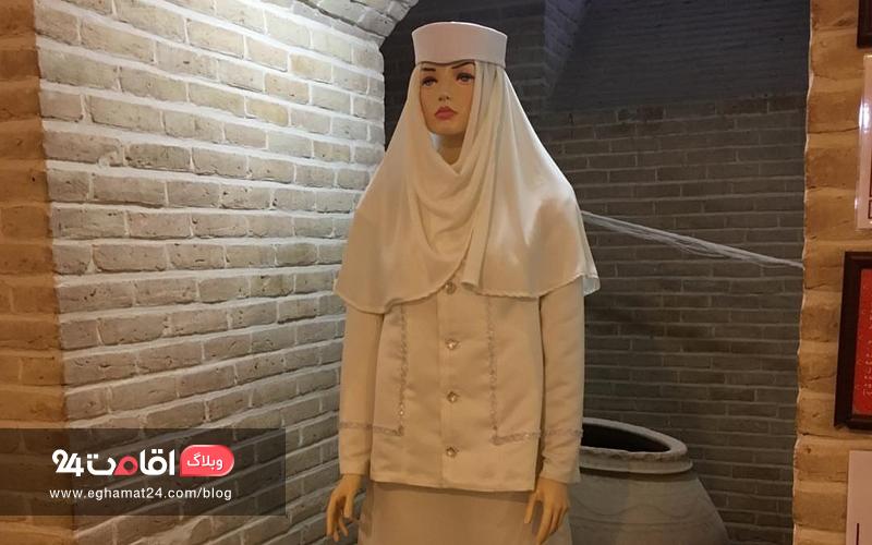 لباس زنان زرتشتی
