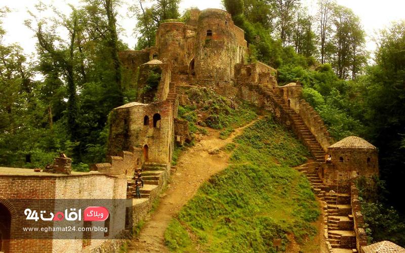 روستا قلعه رودخان