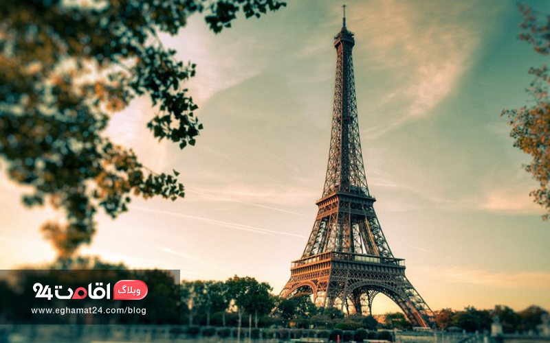 برج ایفل -  Eiffel Tower