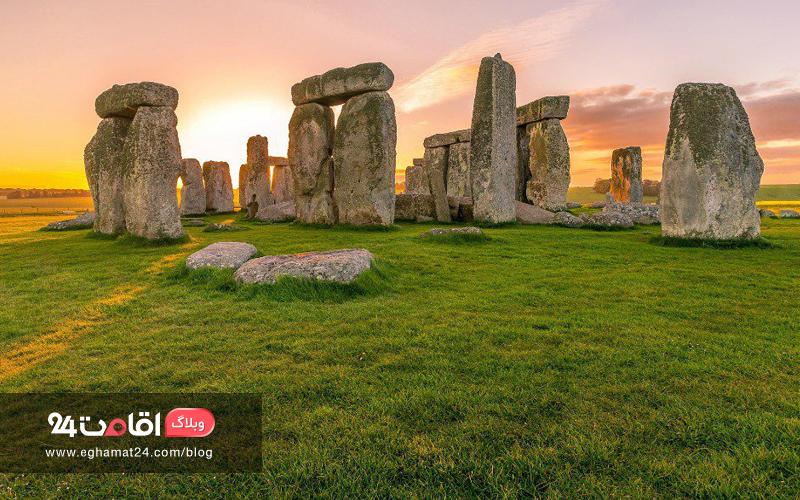 استون هنج - Stonehenge