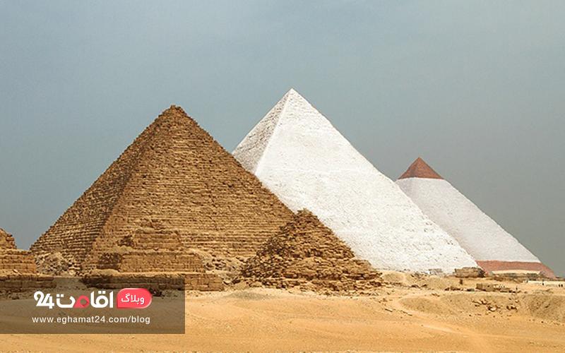 اهرام ثلاثه - The Pyramids of Giza