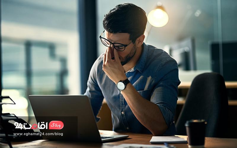 تاثیر کنترل استرس بر پیشگیری از کرونا