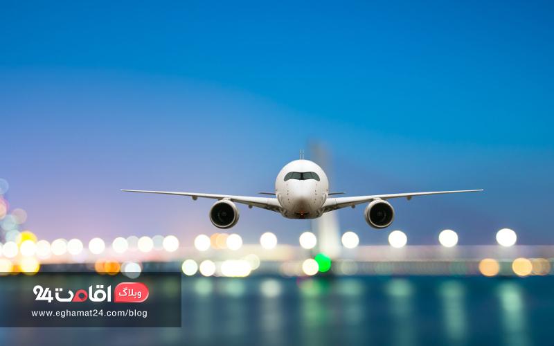 انواع هواپیمای مسافربری