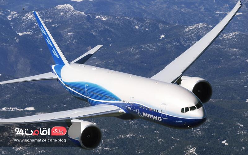 معرفی انواع هواپیما های مسافربری در ایران (قسمت دوم)