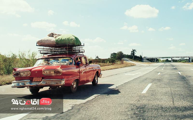 چرا سفر جاده ای انقدر محبوبیت دارد؟