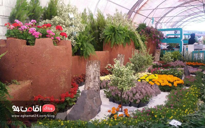 گلخانه های محلات