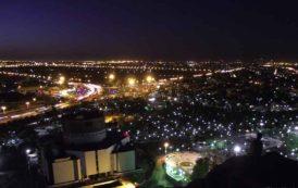 جاهای دیدنی مشهد در شب: معرفی بامهای مشهد