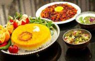 غذاهای محلی اردبیل در سفرۀ سنتی آذریها