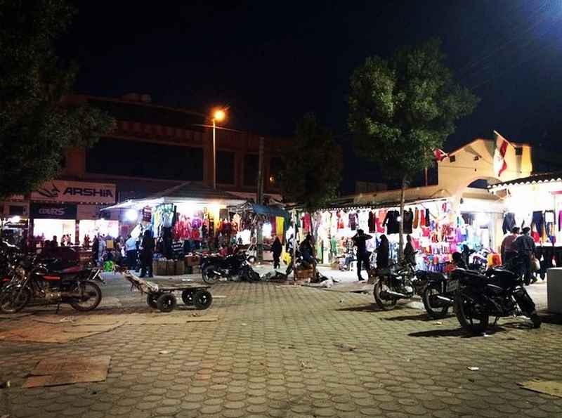 آشنایی با مراکز خرید قشم و درگهان