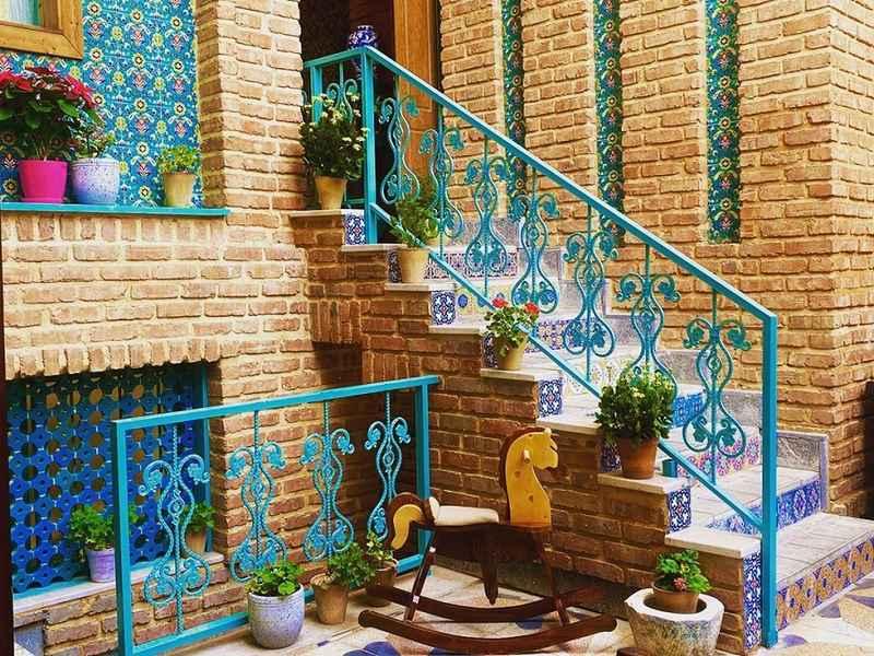 کافه عمارتهای تهران معرفی 5 کافه جذاب در عمارت های تاریخی