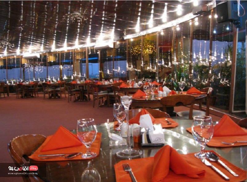 رستوران گردان امپراطور اهواز