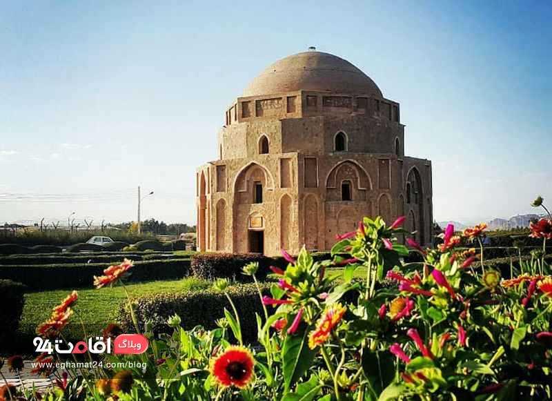 دیدنیهای کرمان - گنبد جبلیه