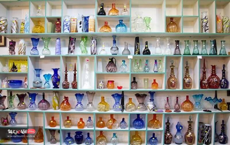 شیشه گری در شیراز