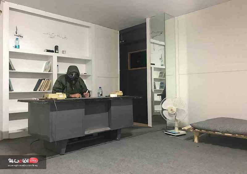 اتاق فرار در مشهد - پارادوکس
