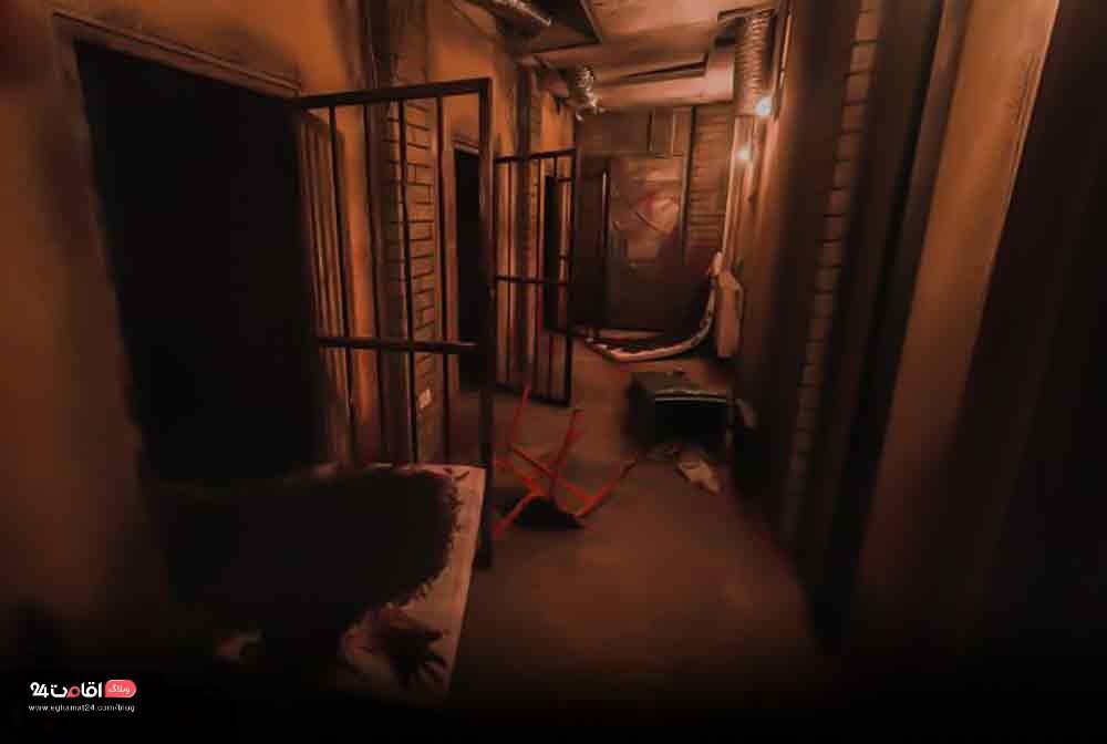 اتاق فرار در مشهد - کوهسر