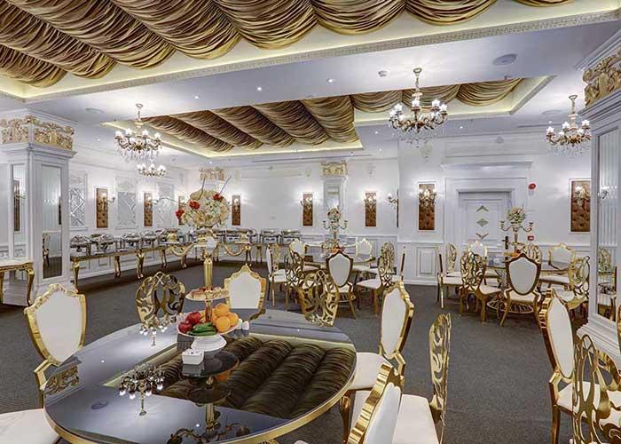 بهترین رستوران هتلهای تهران ( معرفی انواع رستوران ها + عکس )