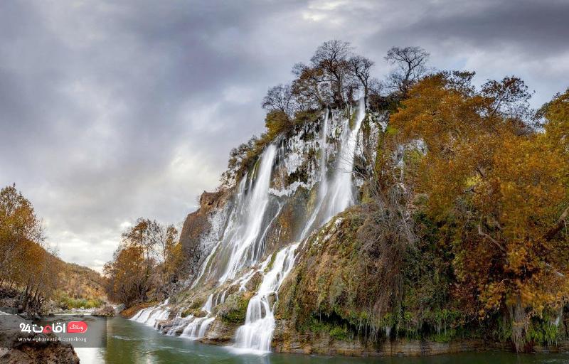 سفر به آبشار بیشه در تعطیلات خرداد