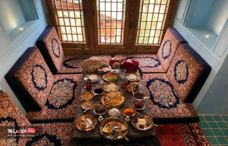 بوتیک هتل خانه شیرازی شیراز