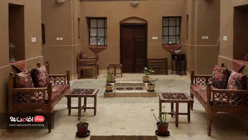اقامتگاه شهرزاد یزد