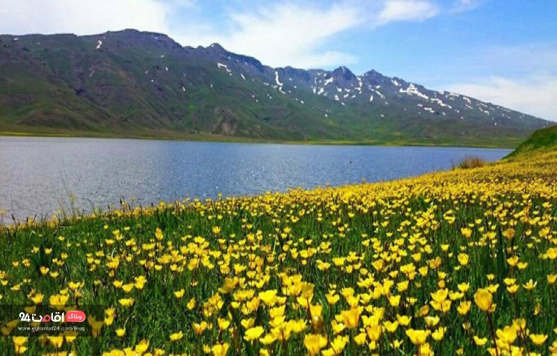 تعطیلات خرداد و سفر به دریاچه نئور