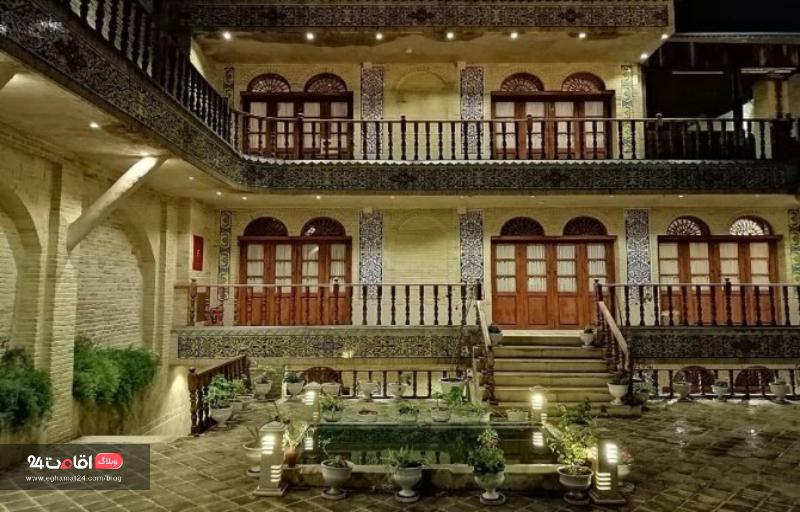 بوتیک هتل فروغ مهر شیراز