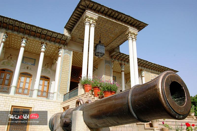 موزه عفیف آباد شیراز