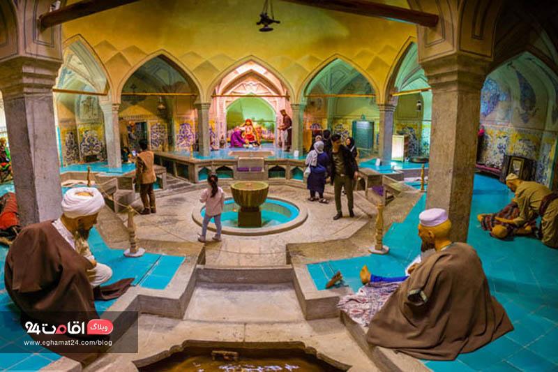 موزه مردم شناسی اصفهان