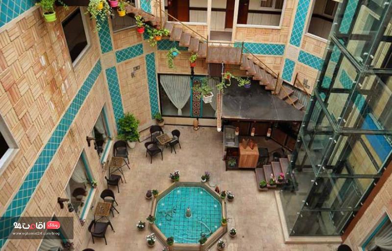 بوتیک هتل وکیل شیراز