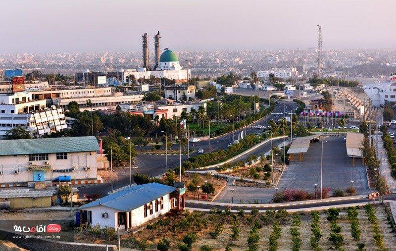مناطق آزاد ایران - چابهار