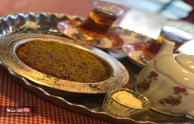 کافه لاله زار مشهد