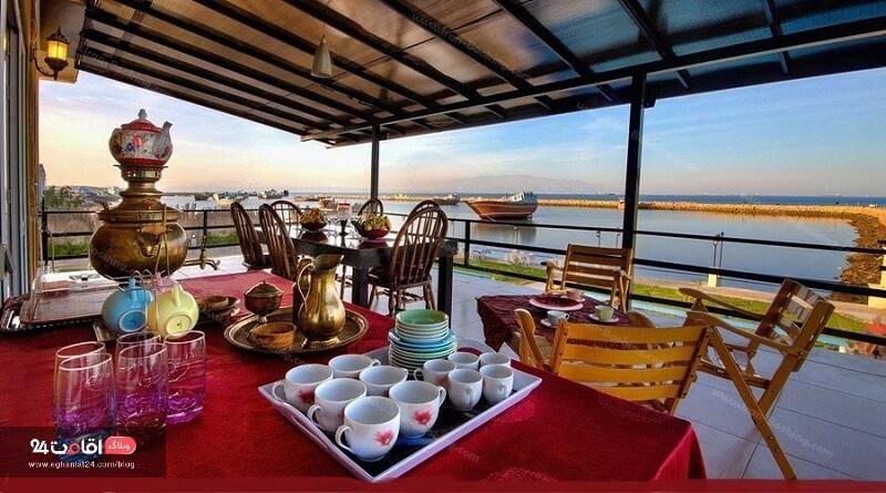 هتل بوتیک های ایران - فولتون قشم
