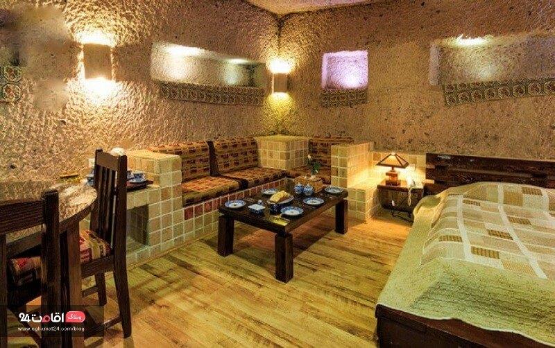 هتل بوتیک های ایران - لاله کندوان
