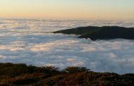 اقیانوس ابر در 10 منطقه زیبای شمال ایران