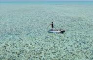 جزیره لاوان زلالترین جزیره ایران