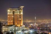 بهترین هتل تهران ( برای ماه عسل ، عروسی ، صبحانه ، سفر کاری )