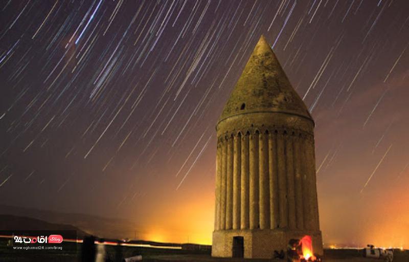 بهترین مکانهای ایران برای رصد بارش شهابی