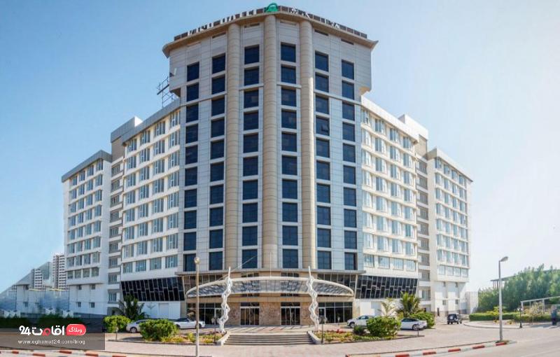 بهترین هتل های کیش