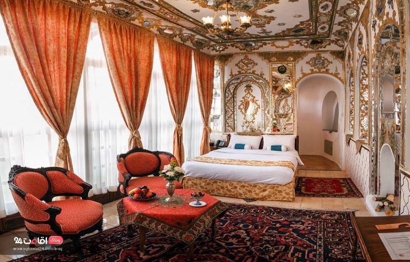 بهترین هتل اصفهان