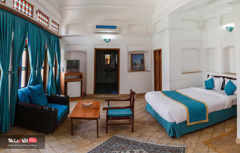بهترین هتل یزد