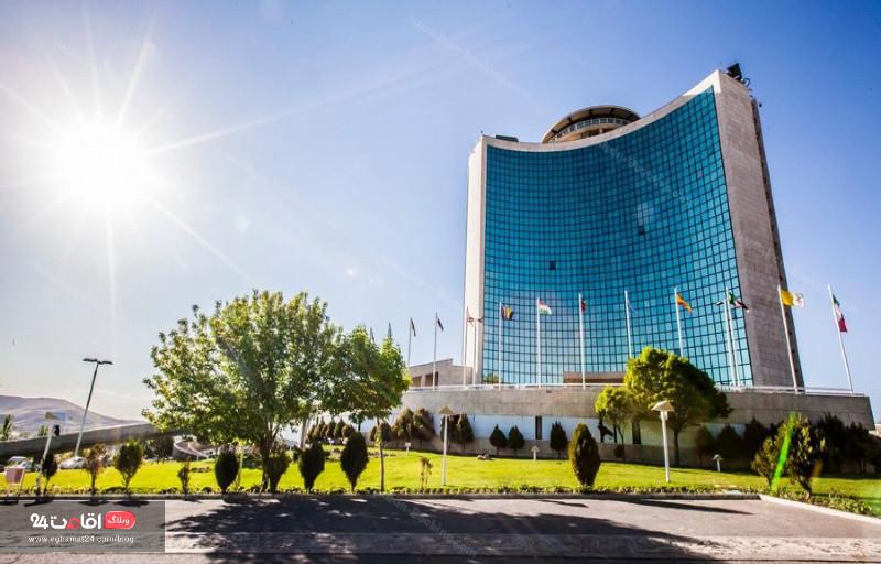 بهترین هتل تبریز