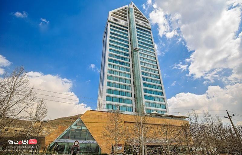 بهترین هتل شیراز