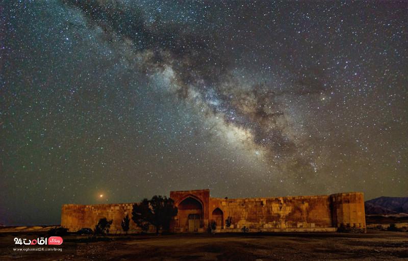 بهترین مکان های ایران برای رصد بارش شهابی