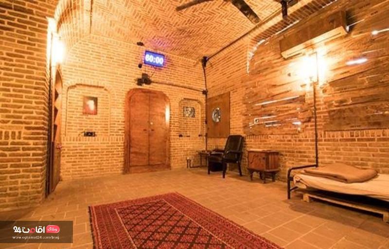 بهترین اتاق فرارهای تهران   7 اتاق فرار معمایی، ترسناک تهران+ آدرس