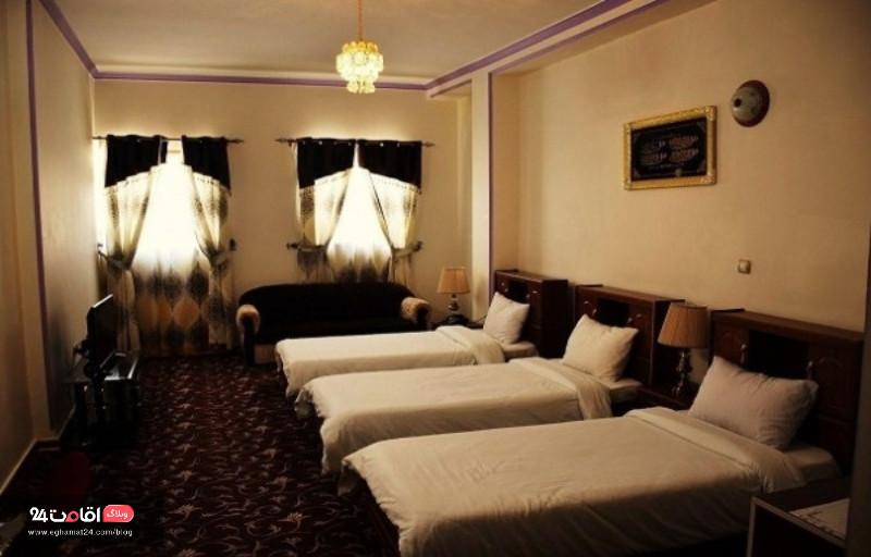 بهترین هتل چابهار